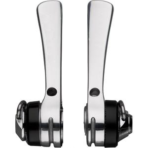 Rivendell Silver Down Tube Shifters