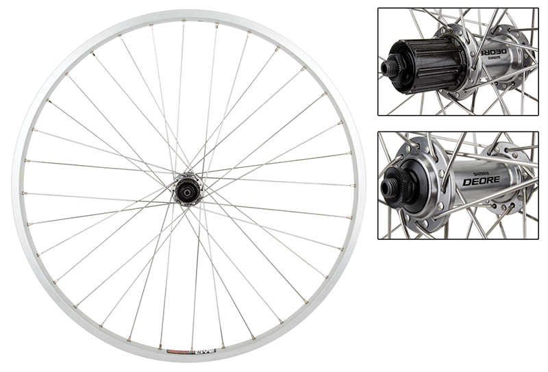 837b1607217 26 Inch ISO 559 Bicycle Wheels from Harris Cyclery