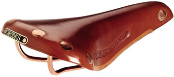Brooks Team Pro saddle