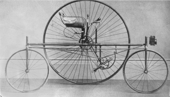 Dual-track tricycle