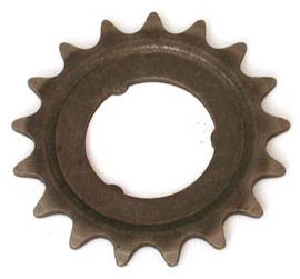 3-lug sprocket